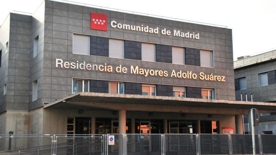 Residencia de Mayores Adolfo Suárez