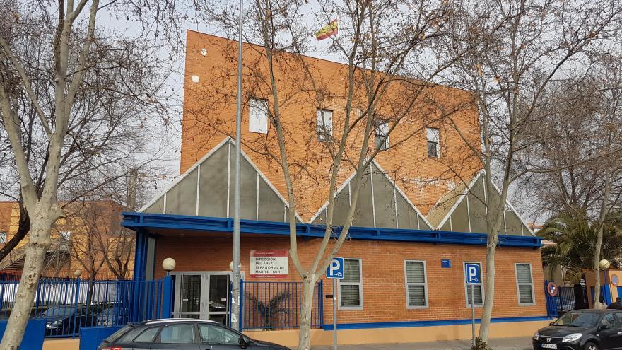 Edificio de la DAT Sur
