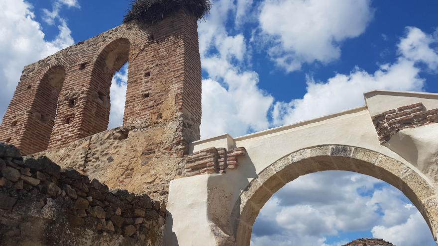 Ermita y lugar de Santiago, en Gargantilla del Lozoya y Pinilla de Buitrago
