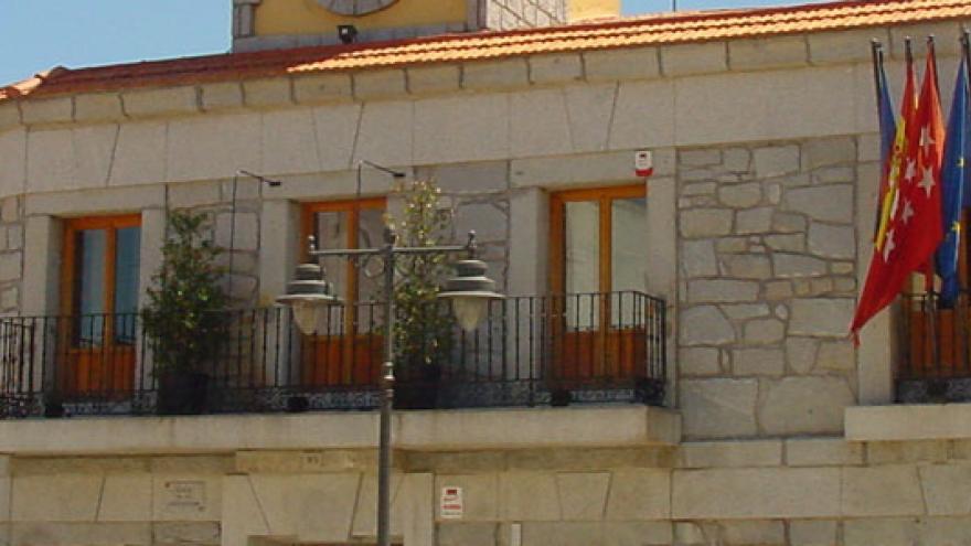 Moralzarzal-ayuntamiento