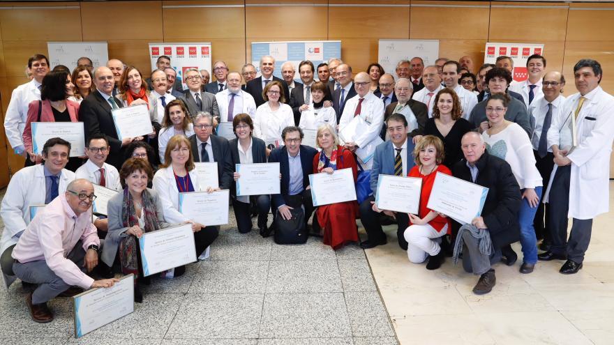 El Hospital Ramón y Cajal informa y sensibiliza sobre el cáncer de mama