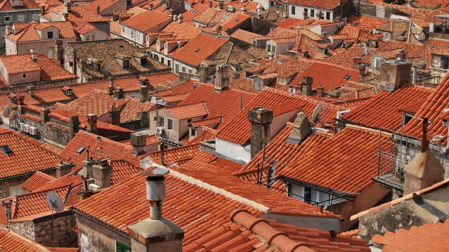 Fotografía de tejados