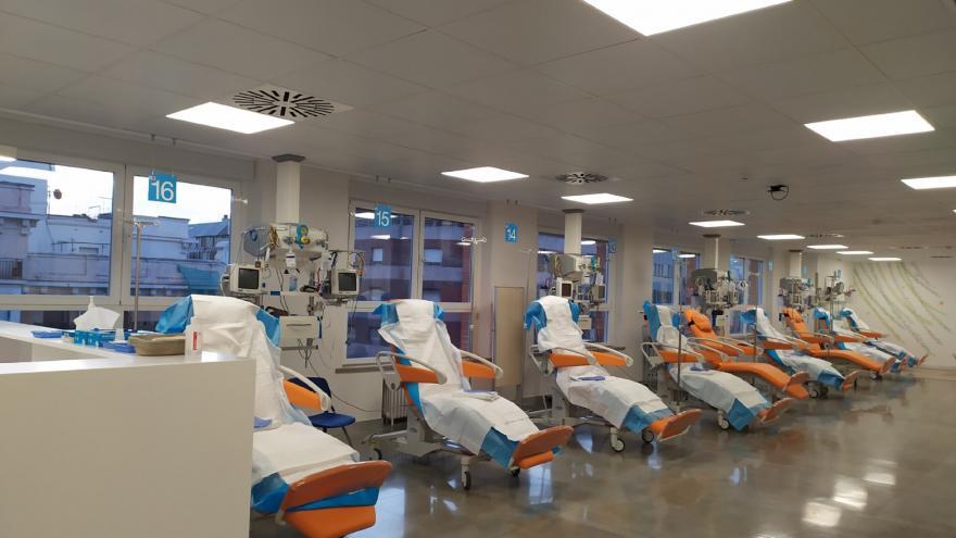 La nueva Área de Atención Ambulatoria del Hospital Universitario de La Princesa