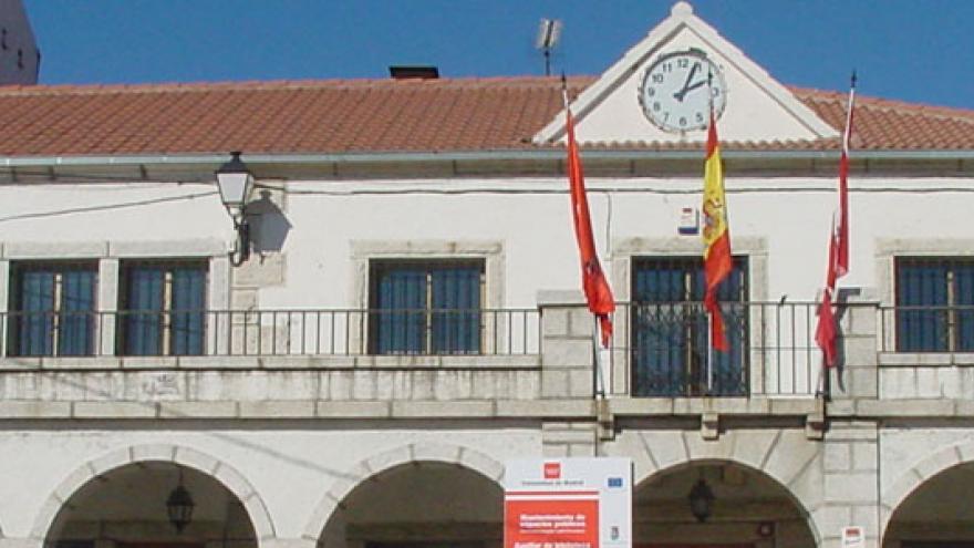 Ayuntamiento Valdemanco
