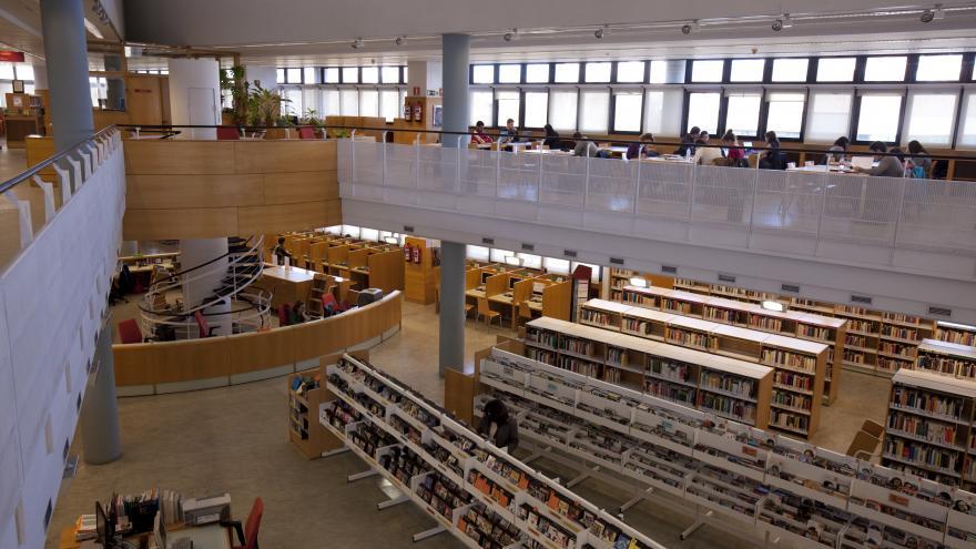 Biblioteca Antonio Mingote