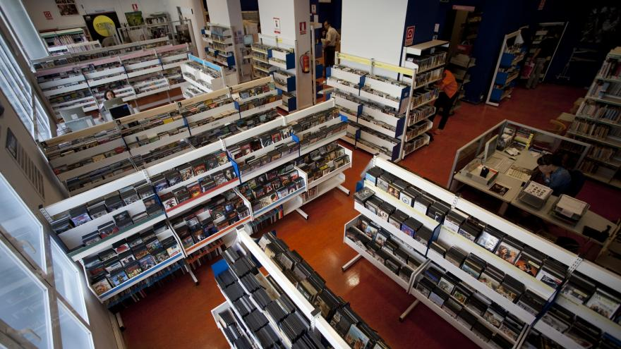 Biblioteca Ruiz Egea (Chamberí)