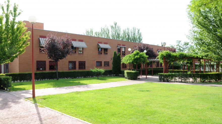 Jardín de la RM Getafe