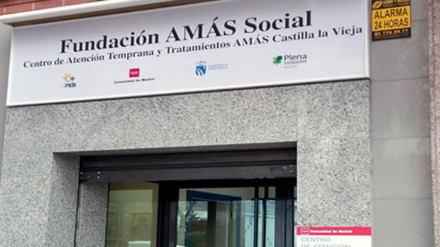Centro de Atención Temprana (CAT) AMÁS Castilla la Vieja