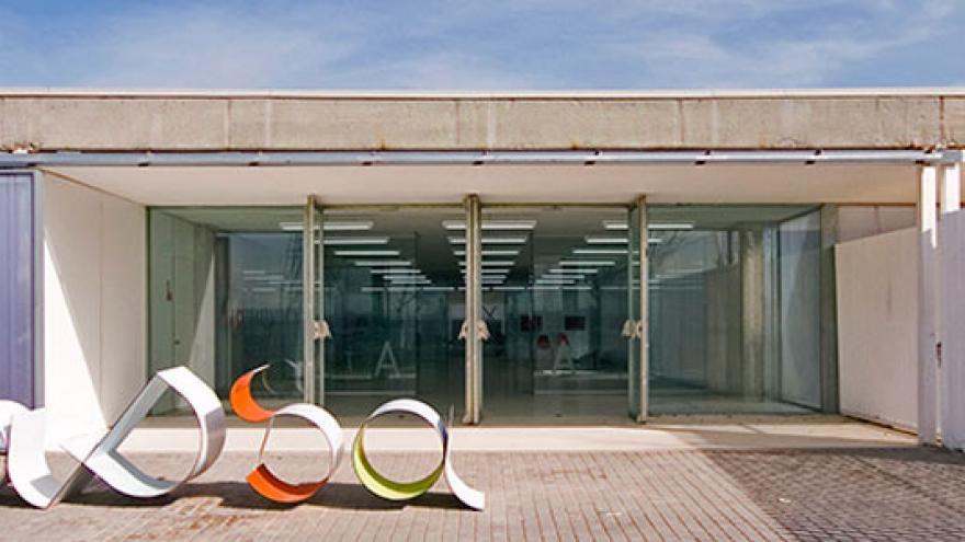 Fachada del Centro de Día y Centro de Atención Temprana (CAT) APSA