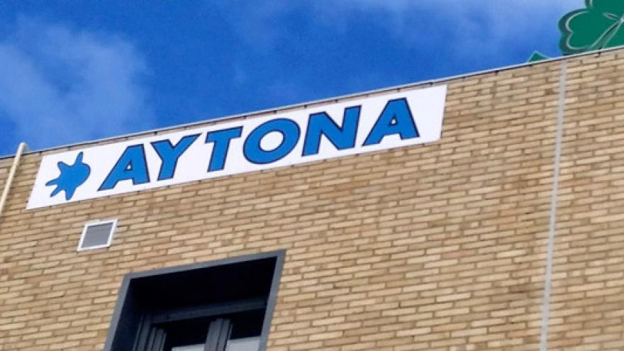 Fachada del Centro de Atención Temprana (CAT) AYTONA