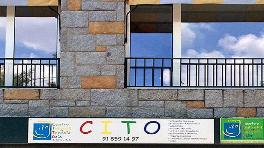 Fachada del Centro de Atención Temprana (CAT) CITO de Torrelodones