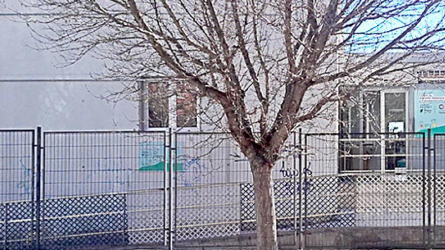 Fachada del Centro de Atención Temprana (CAT) Fundación Carlos Martín