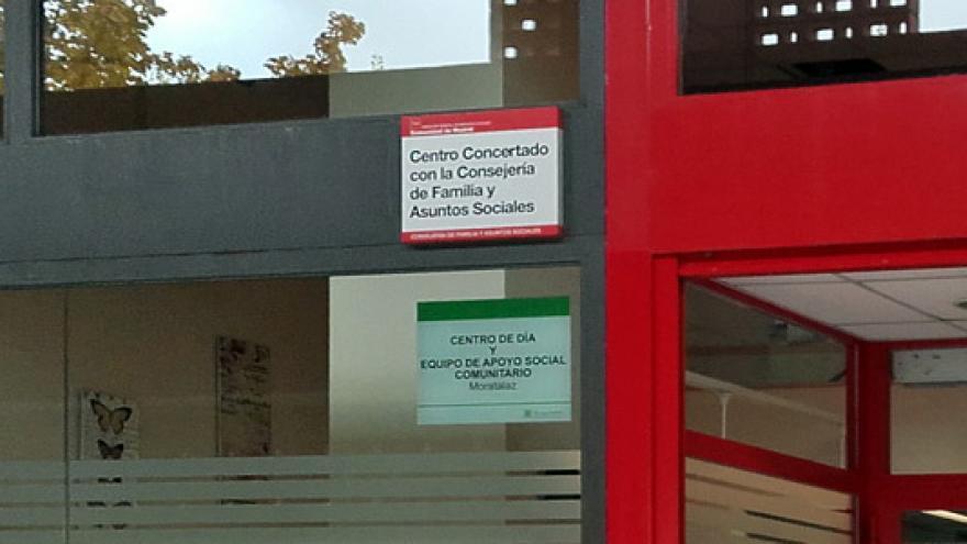 Centro de Día de Soporte Social (CD) Moratalaz / Vicalvaro