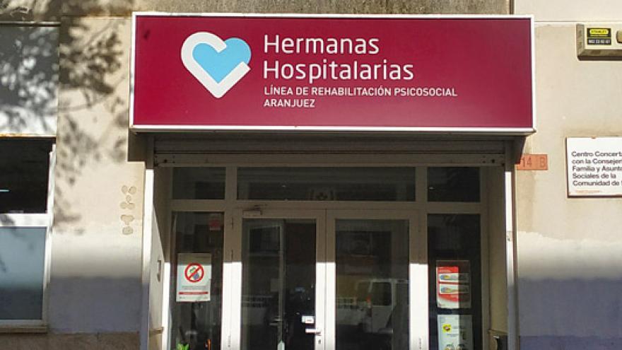 Centro de Día de Soporte Social (CD) y Centro de Rehabilitación Psicosocial (CRPS) Aranjuez