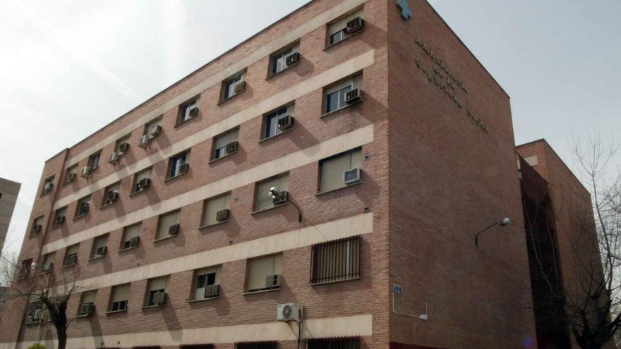 fachada del Centro de Especialidades de Orcasitas
