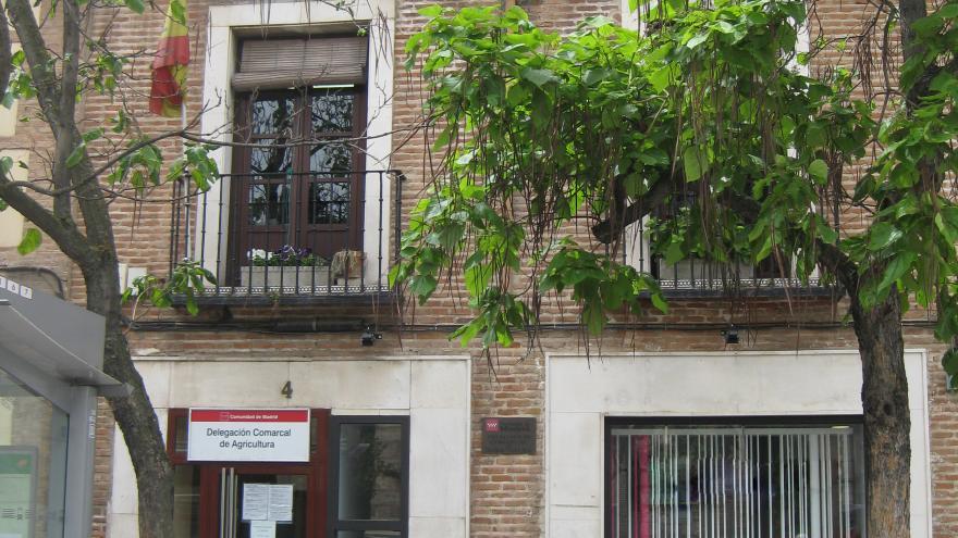 Delegación Agricultura y Ganadería de Alcalá de Henares