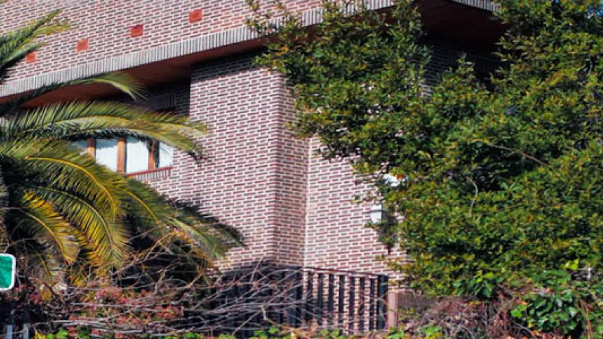 Fachada del Centro Ocupacional Taller Rafael - Asociación Rudolf Steiner