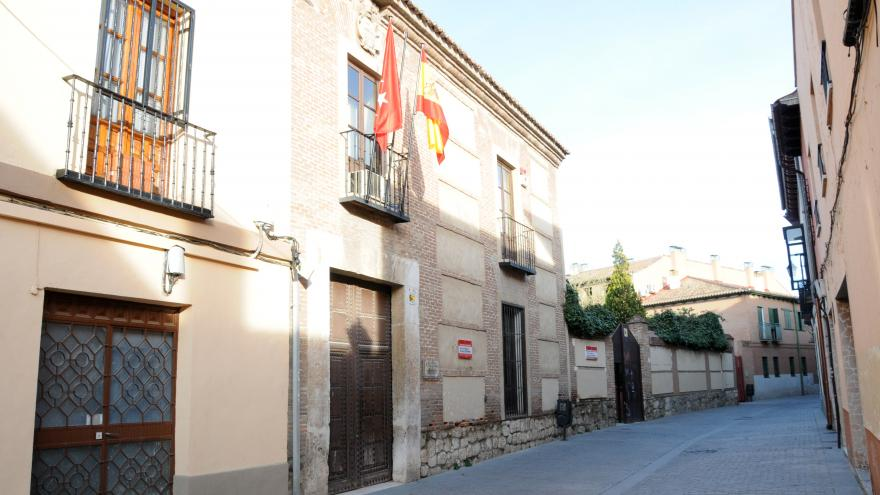 Centro de Mayores Alcalá de Henares