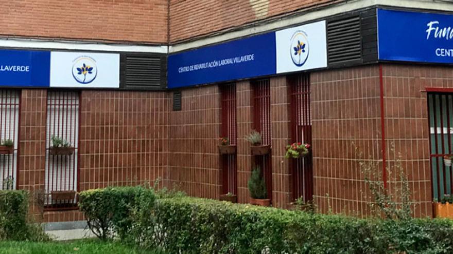 Centro de Rehabilitación Laboral (CRL) Villaverde