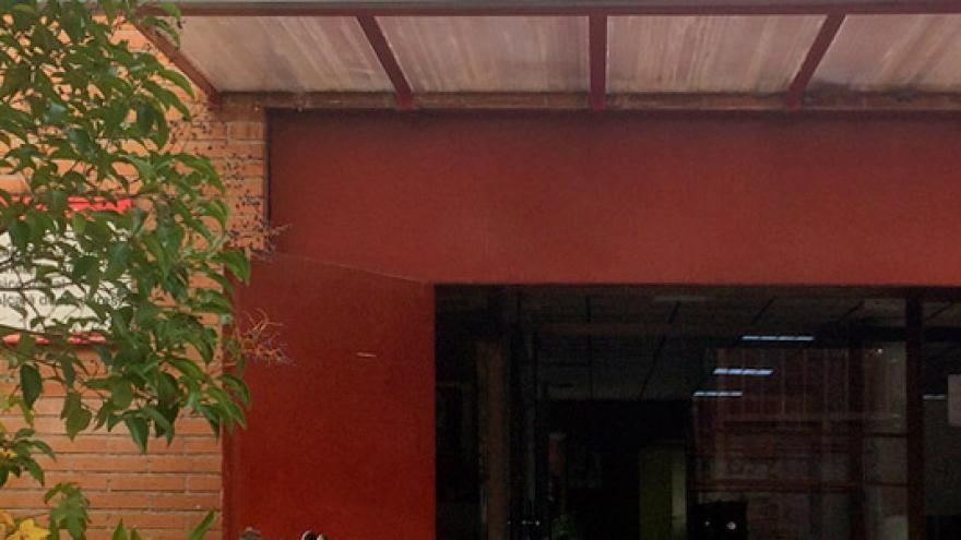 Fachada del Centro de Rehabilitación Psicosocial (CRPS) Alcalá de Henares