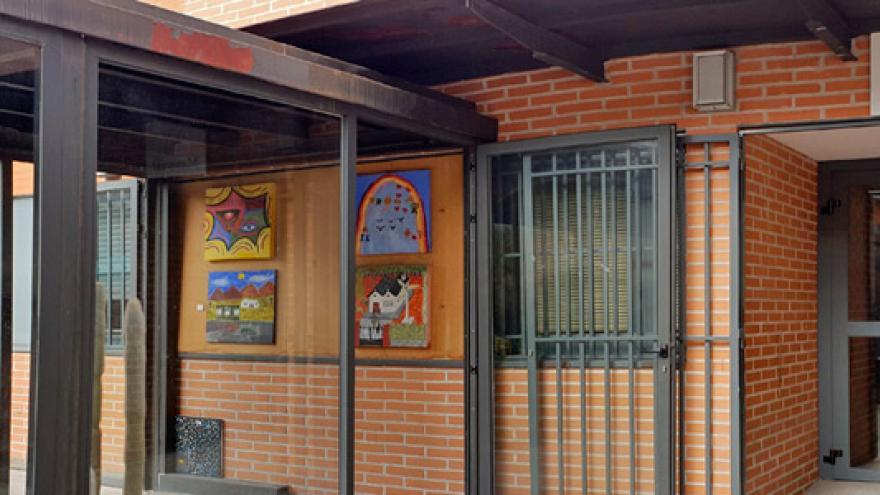 Fachada del Centro de Rehabilitación Psicosocial (CRPS) y Centro de Rehabilitación Laboral (CRL) Alcorcón