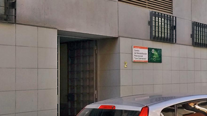 Fachada del Centro de Rehabilitación Psicosocial (CRPS) Los Carmenes