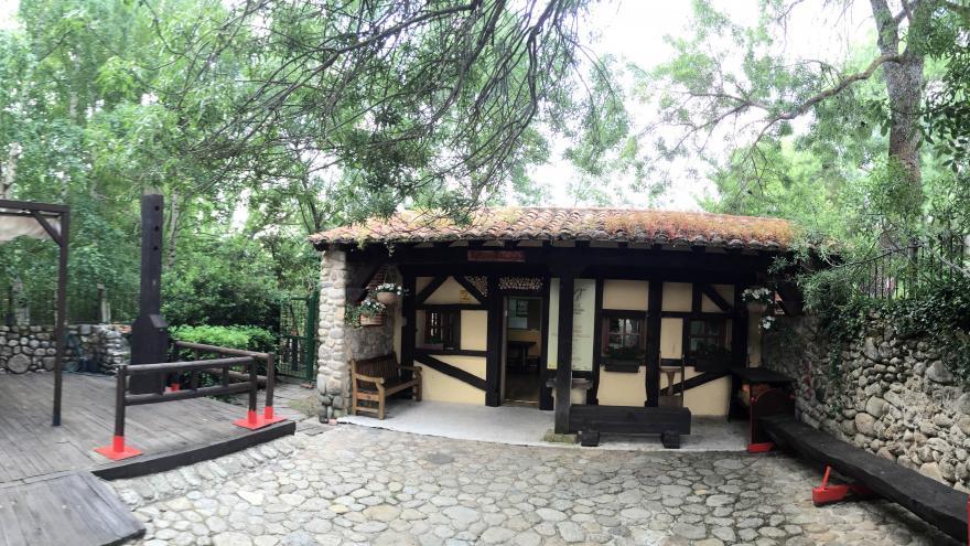 Centro de Visitantes Valle de El Paular