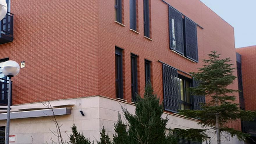 Fachada de la Residencia y Centro de Día Aranjuez