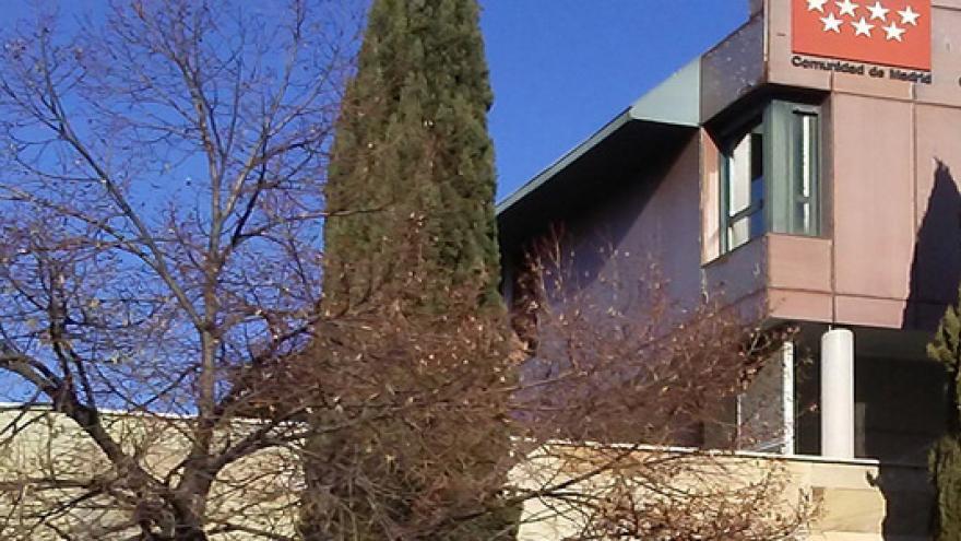 Fachada de la Residencia y Centro de Día Coslada