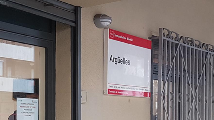 Centro de Día Argüelles - Comunidad de Madrid