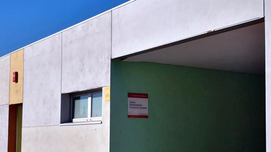 Fachada del Centro de Rehabilitación Fundación Inclusive