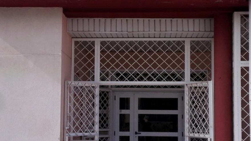 Fachada del Centro de Día Gregorio Sánchez