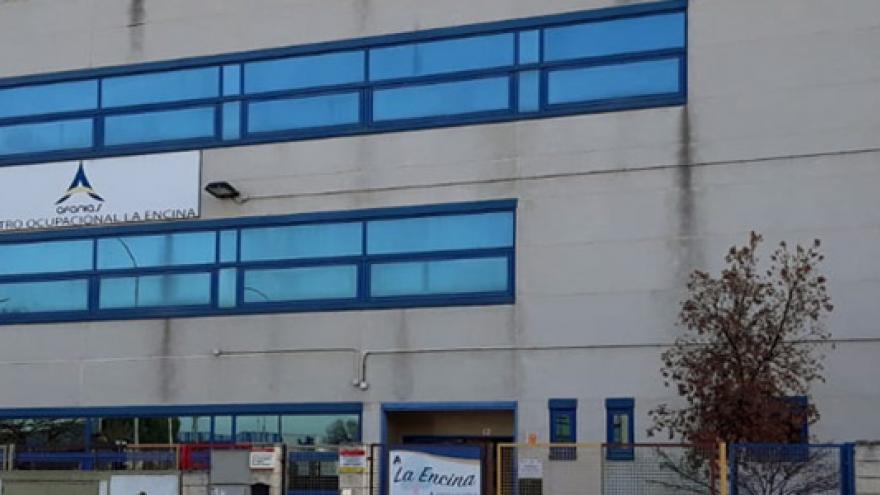 Centro Ocupacional La Encina AFANIAS