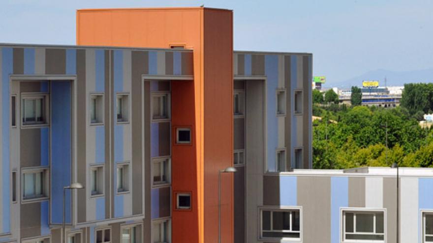 Fachada del Centro Ocupacional, Centro de Día y Residencia Padre Zurita - Fundación AMÁS Social