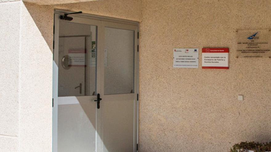 Fachada del Centro Ocupacional Colmenar Viejo ENVERA