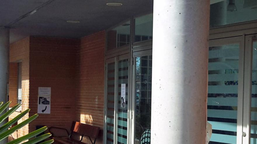 Fachada del Centro Ocupacional ESFERA
