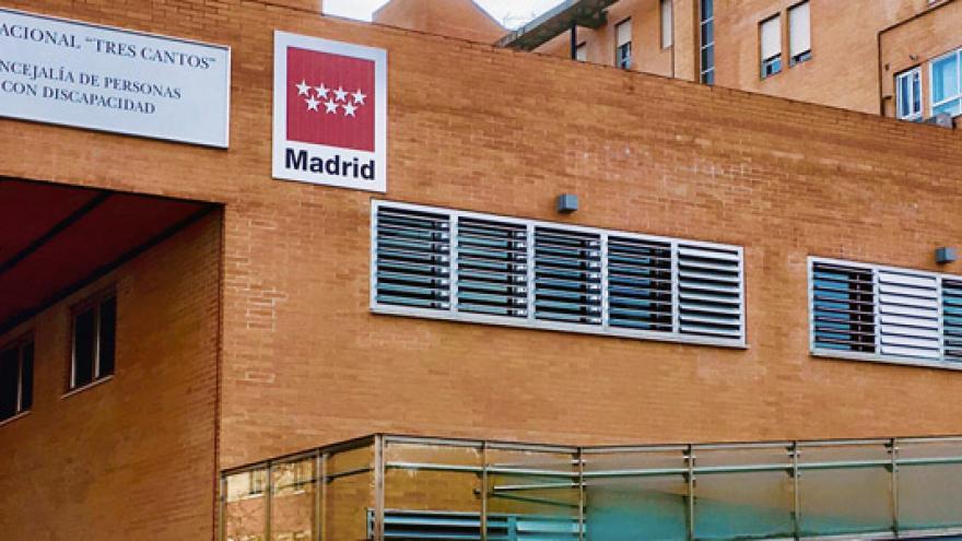 Centro Ocupacional Tres Cantos AMI 3