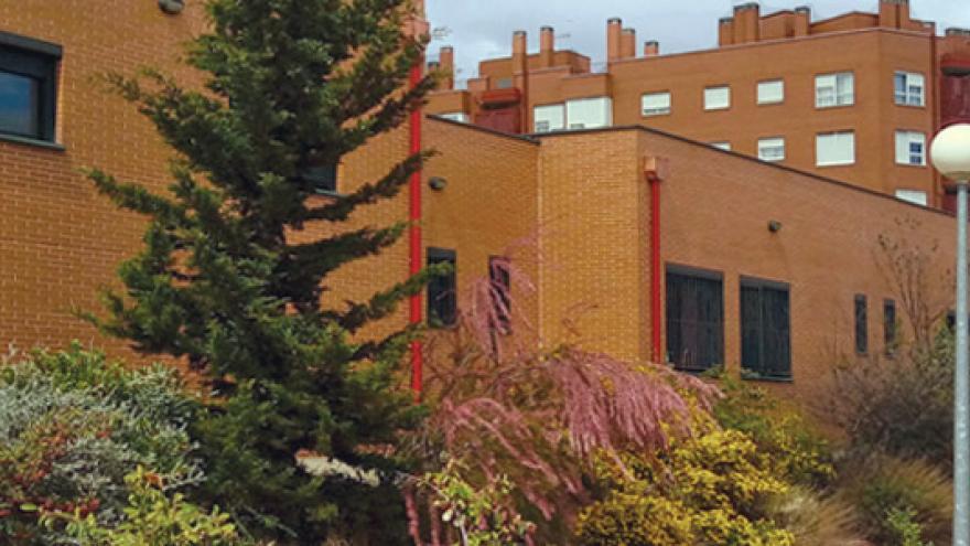 Residencia CEPRI La Peineta