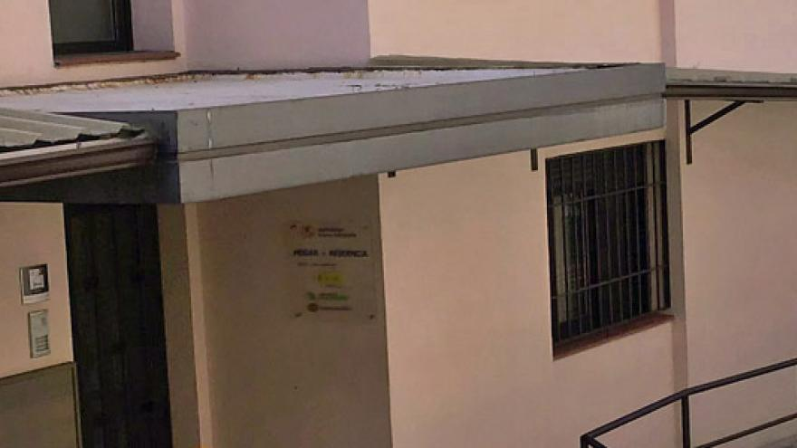 Fachada de la Residencia Hogares Nuevo Horizonte