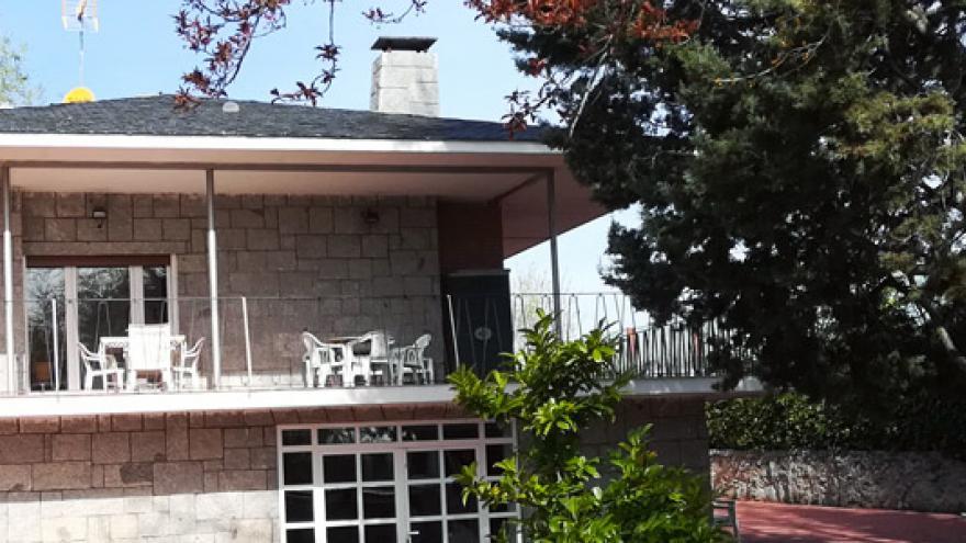Fachada del Centro Residencial San Martín de Porres