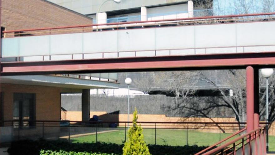 Fachada de la Residencia Las Fuentes-Fundación APROCOR