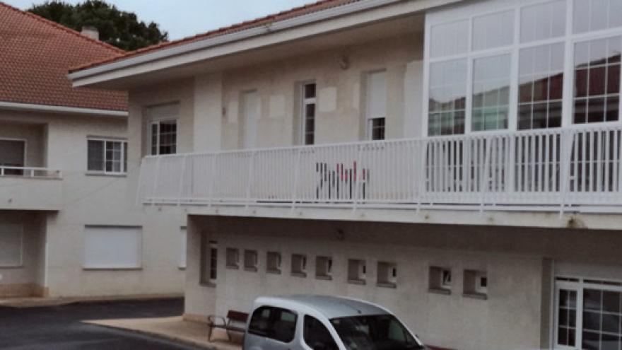 Fachada de la Residencia Vivienda ALENTA