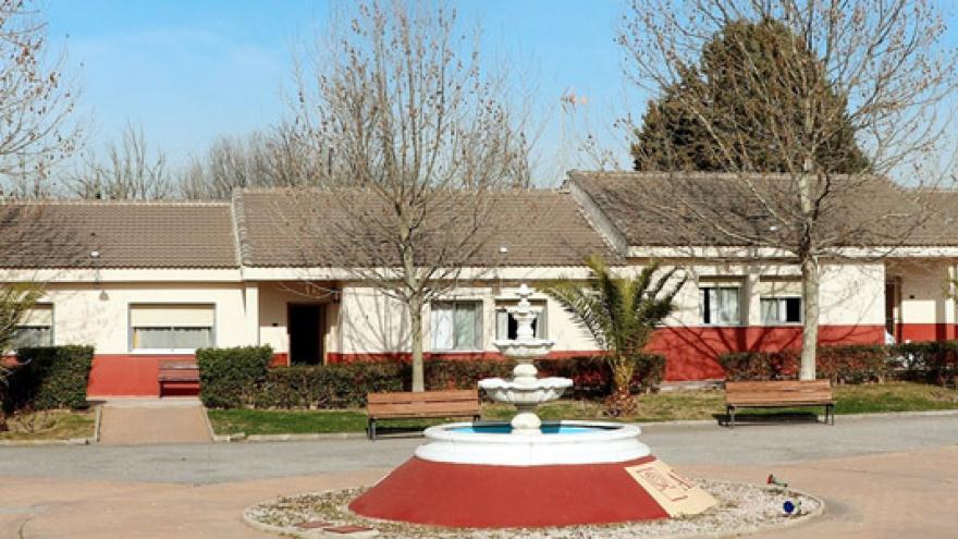 Fachada de la Residencia Hogar El Arroyo APANID