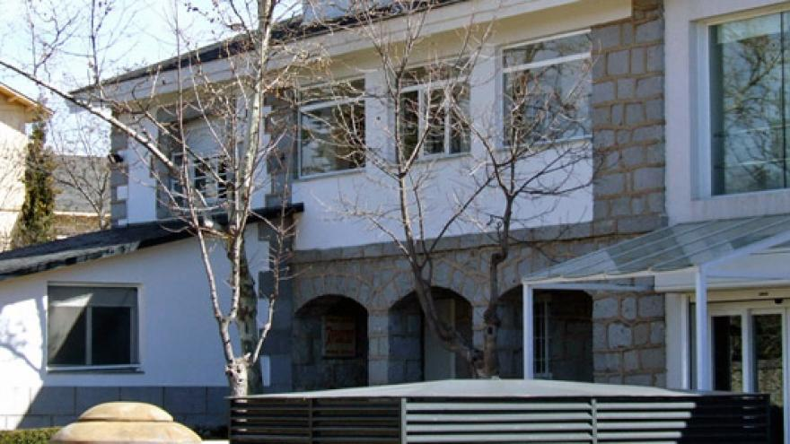 Fachada de la Residencia APASCOVI
