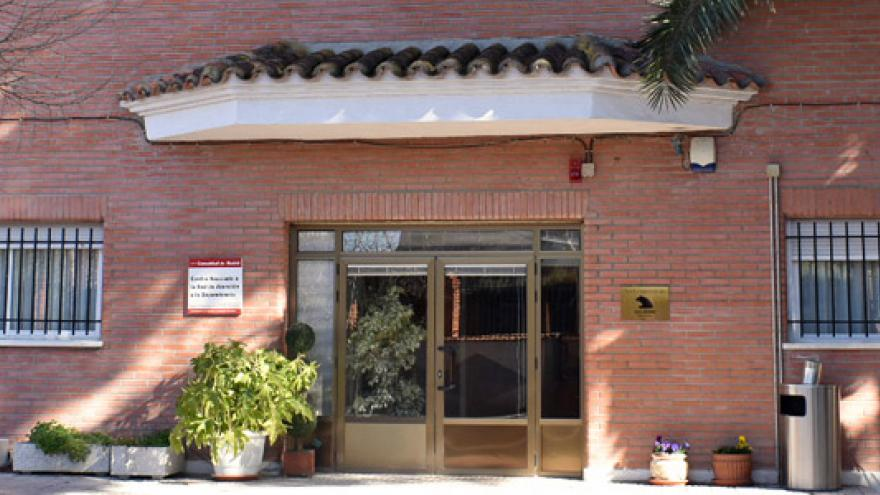 Residencia de la Institución Pedagógica Laboral Sagrado Corrazón