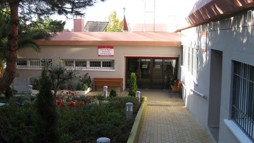 Acceso al Centro de Día San Sebastián de los Reyes