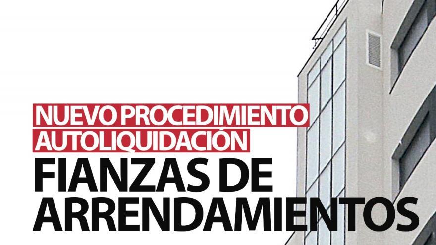 Fianzas De Arrendamiento Comunidad De Madrid