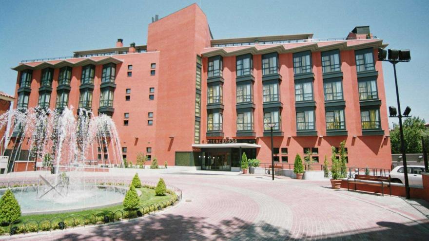 Residencia Montehermoso Madrid