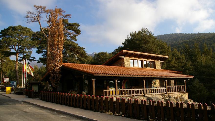 Centro de Visitantes Valle de la Fuenfría