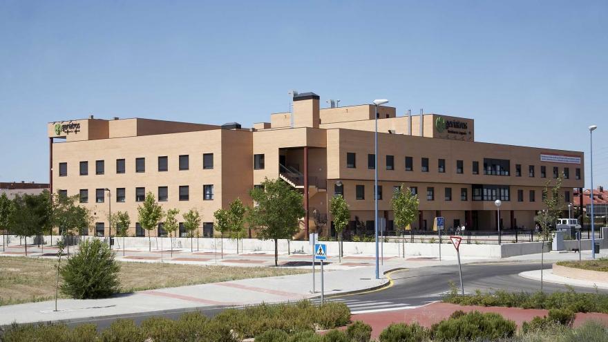 Residencia y Centro de día Getriatros Leganés